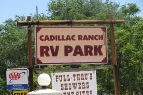 Cadillac Ranch RV Park